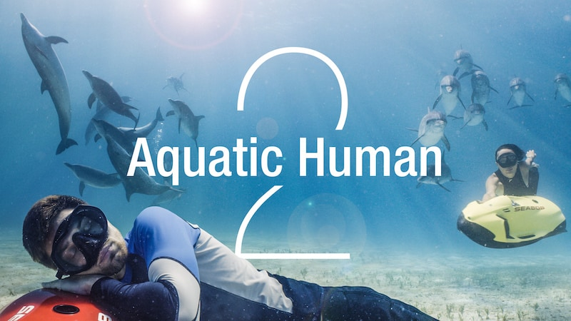 Aquatic Human II